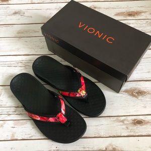 NIB Vionic Tide II flip flop sandal